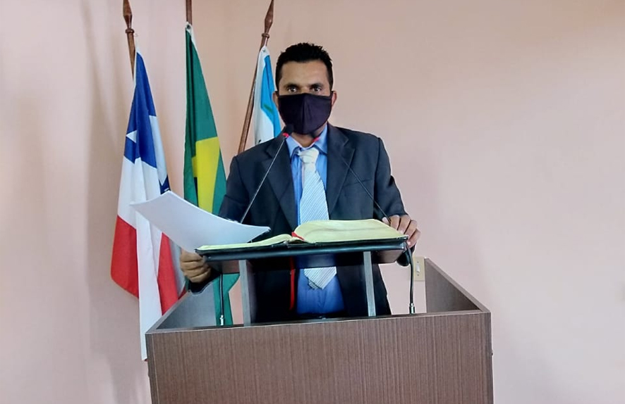Vereador Beto solicita  informações sobre recursos recebido do Covid-19 em Capela do Alto Alegre