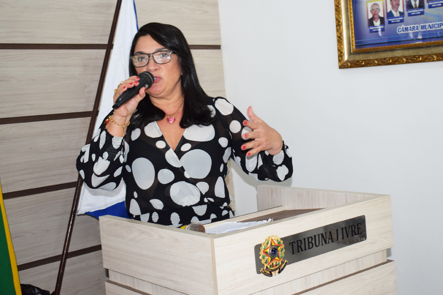 """Najinha volta a falar sobre suposta irregularidade em Licitação de Baixa Grande """"a mesma empresa responde processo em Serrinha elo mesmo crime"""""""