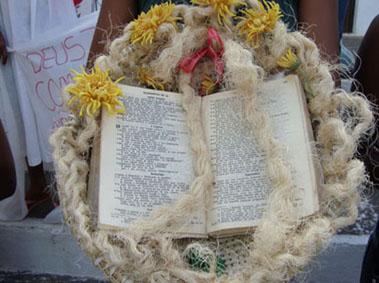 Paróquia de Baixa Grande promove Caminhada Bíblica 2009, Festa da Comunidade