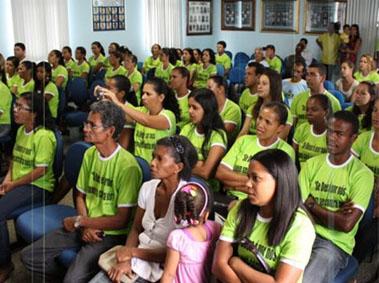 Igreja Presbiteriana realiza palestra motivacional em Ipirá