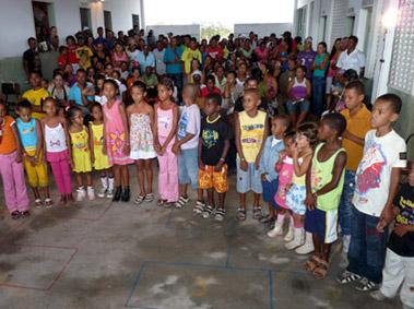 STTR Baixa Grande realiza mais um encontro de Cultura no povoado de cancelas