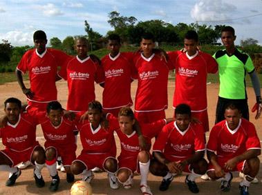 I Copa de Futebol Amador das Associações Comunitárias de Baixa Grande