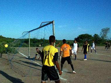 K4 Entrou com pé direito na I Copa de Integração de Futebol Amador das Associações Comunitárias de Baixa Grande