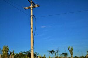 Roubo de cabos em Riachão do Jacuípe