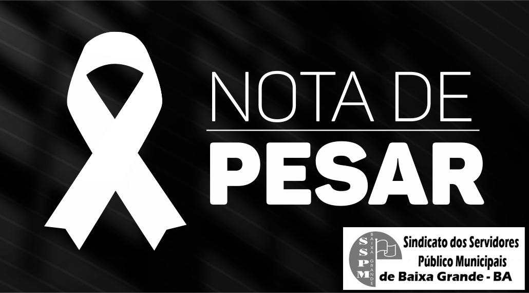 SSPM Baixa Grande em luto! Pesar pela morte da Professora Sandra Maria Barreto