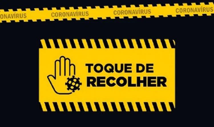Prefeitura de Baixa Grande mantém toque de recolher até 28 de outubro