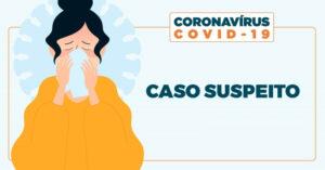 Suspeito Covid-19