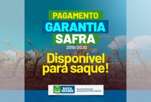 Garantia Safra