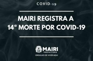 Covid-19 em Mairi
