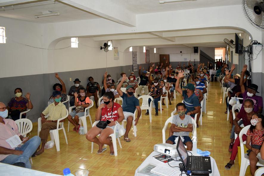 STTR Baixa Grande realizou duas Assembleias Extraordinária nesta sexta-feira (05)