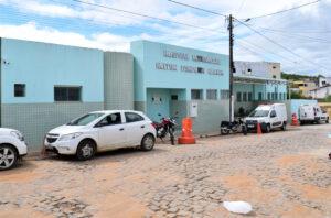 Hospital Milton Pamponet, Hospital de Baixa Grande