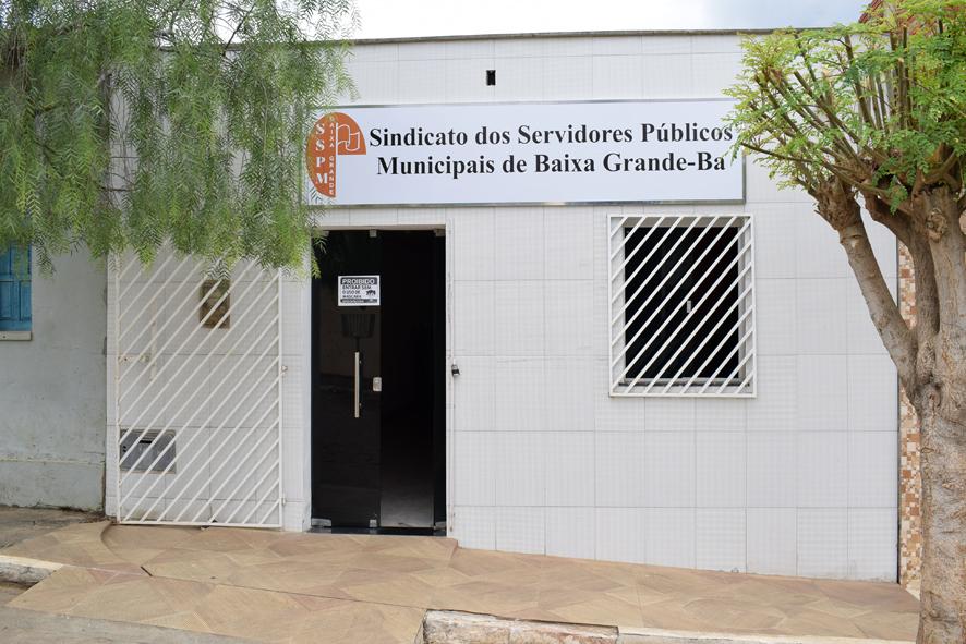 Comunicados do Sindicato dos Servidores Público   SSPM Baixa Grande