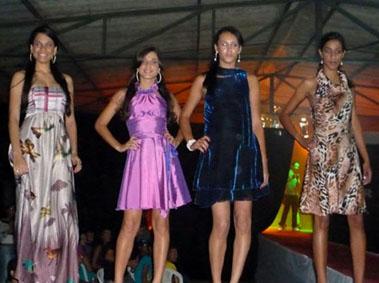 Pintadas realiza o I Desfile Territorial da Bacia do Jacuípe – Jacuípe Fashion 2009