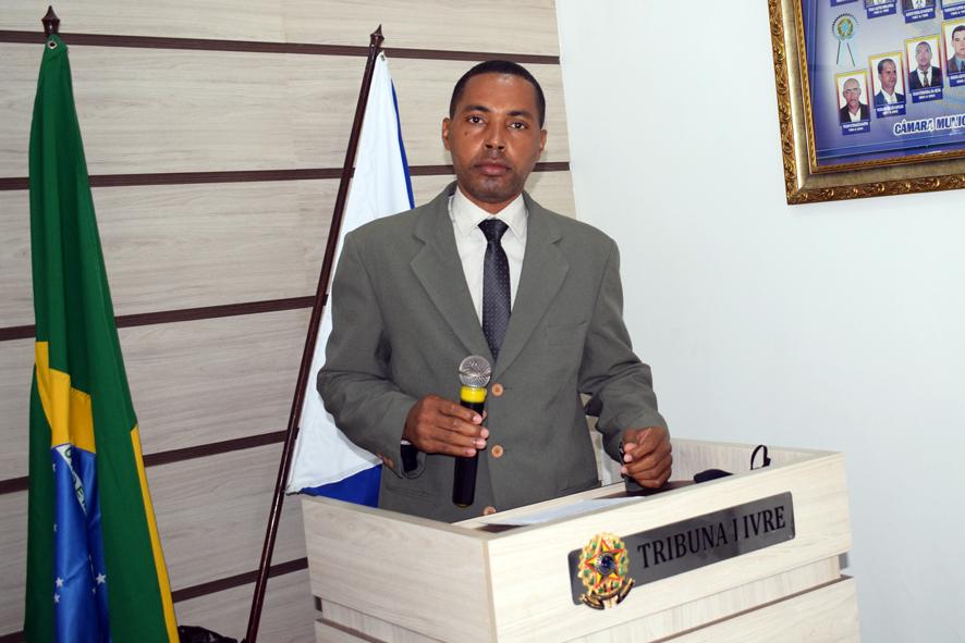 Discurso do Vereador Alaleosn (Léo do Mandacaru) na sessão da Câmara de Baixa Grande, 18 de junho de 2021