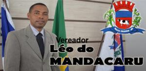 Vereador Léo do Mandacaru