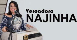 Vereadora Najinha