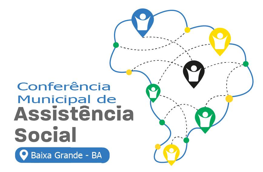 Baixa Grande promove 9ª Conferência Municipal de Assistência Social no próximo dia 18 de agosto