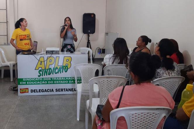 Trabalhadores em educação da Rede Municipal de Ipirá podem não iniciar ano letivo 2020. As reivindicações não forem atendidas