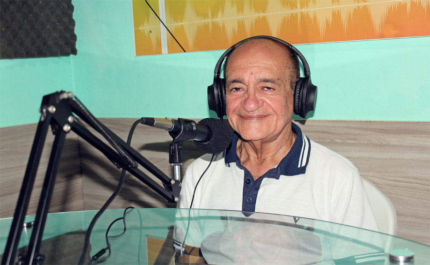 Prefeito de Baixa Grande participa da primeira edição do ano do Programa A Hora do Executivo, Ouça