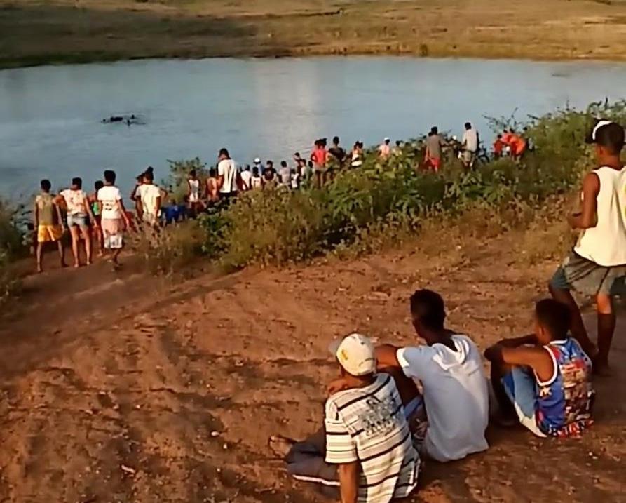 Tarde triste em Baixa Grande Confirmada morte de adolescente