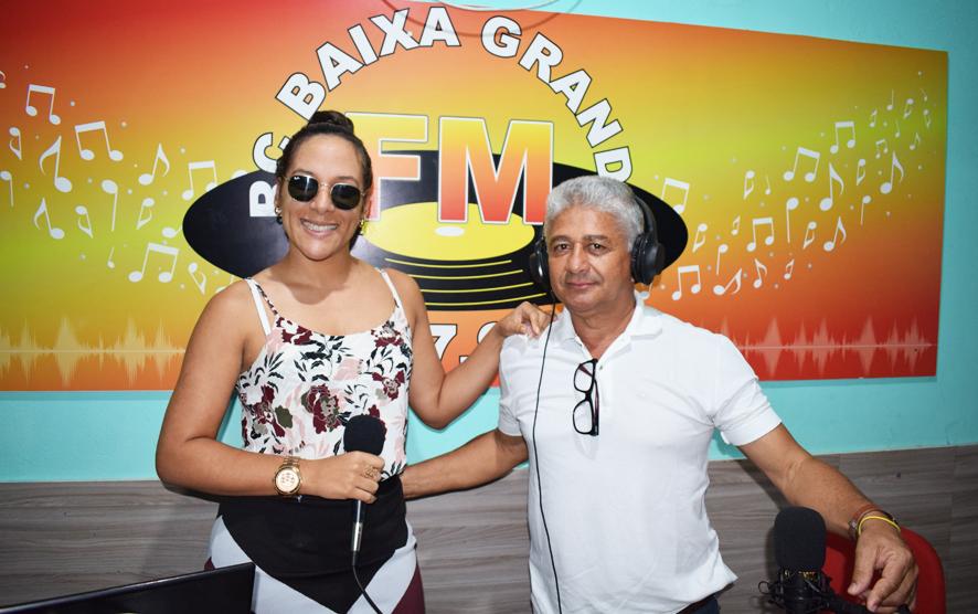 Suzane Brito da cidade de Baixa Grande é uma das Finalistas ao Título de Musa do Intermunicipal 2019