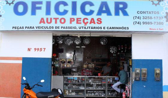 Feliz Natal da Oficicar Auto Peças em Baixa Grande, Ipirá e Itaberaba