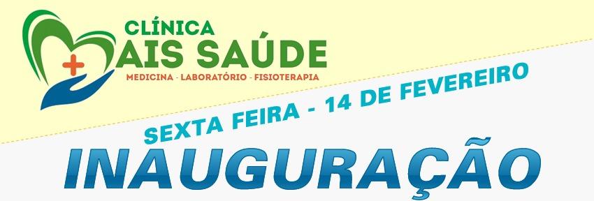 Clinica Mais Saúde será inaugurada nesta sexta-feira em Baixa Grande