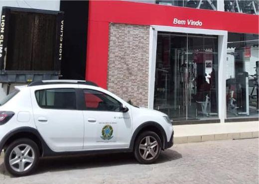 Duas academias foram fechadas temporariamente em Capim Grosso pelo CREF13/BA