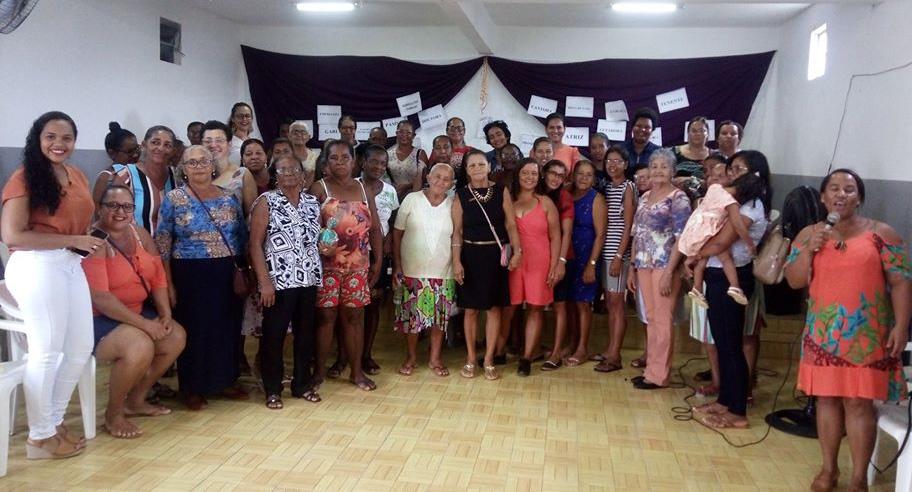 Março Mulher – com o tema Mulheres que cuidam de Mulheres STTR Baixa Grande promove Encontro com mulheres