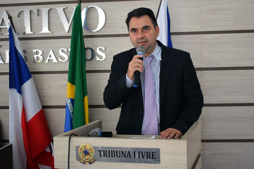 Discurso do Vereador Amós Júnior na sessão da Câmara de Baixa Grande, 10 de setembro de 2021