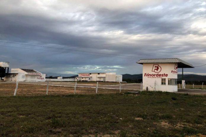 Prefeitura de Ipirá rompe contrato com frigorífico Frinordeste e obra do Matadouro continua inacabada