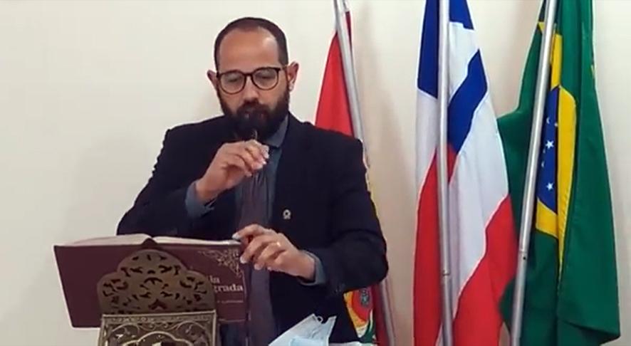 Vereador Taunay Rios apresenta Projeto de Lei que obrigas escolas ensinem noções básicas sobre a Lei Maria da Penha em Mairi