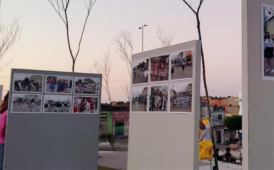 Exposição Fotográfica: Uma Viagem No Brilho e Encanto dos Últimos Desfiles em Capela do Alto Alegre