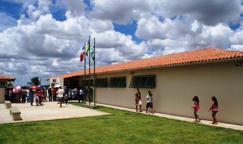 Destinado recurso para ampliação e reforça do Colégio estadual Zenilda Fernandes em Capela do Alto Alegre