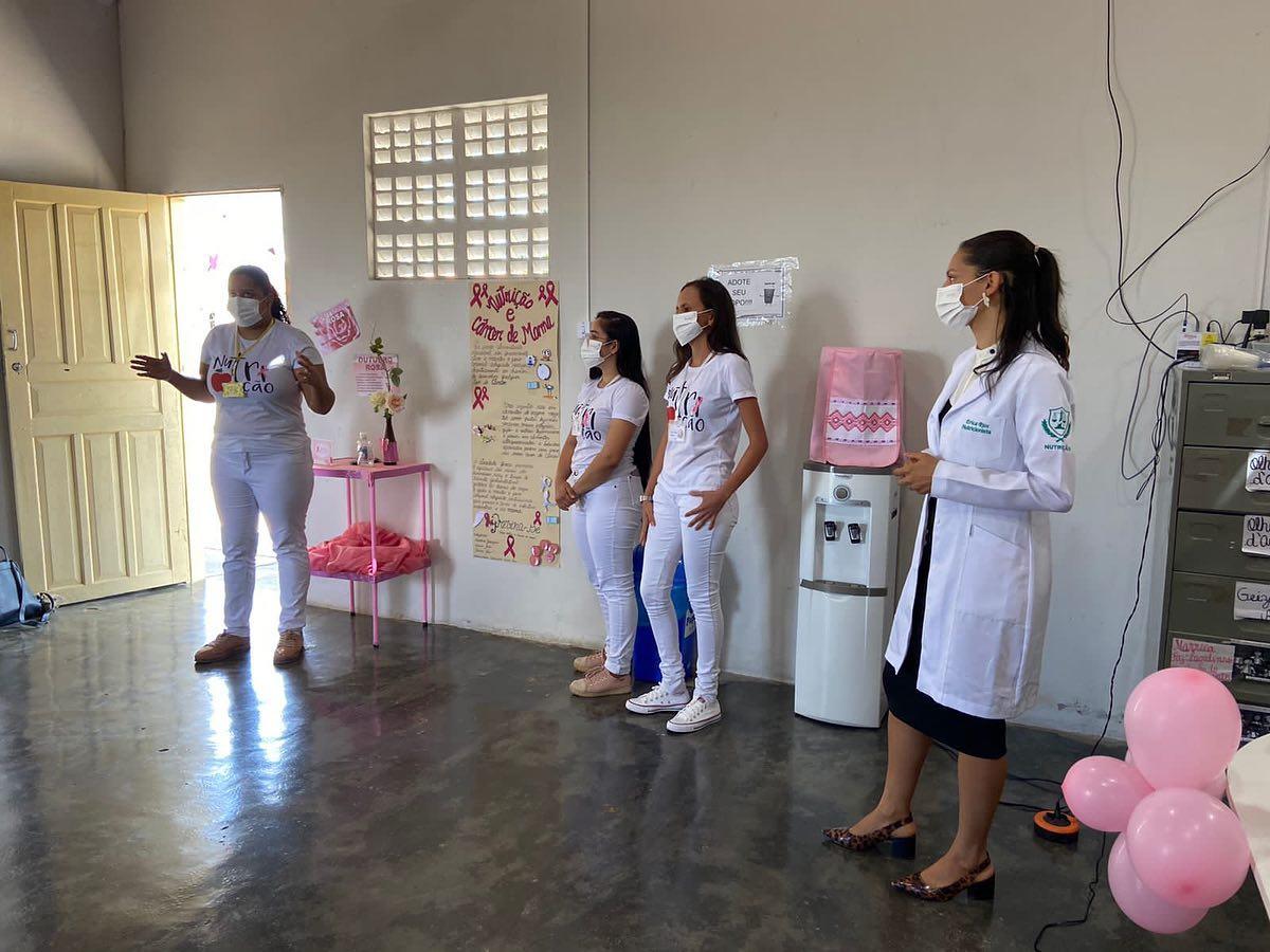 Nutrição! – Um diálogo sobre sua importância em Capela do Alto Alegre