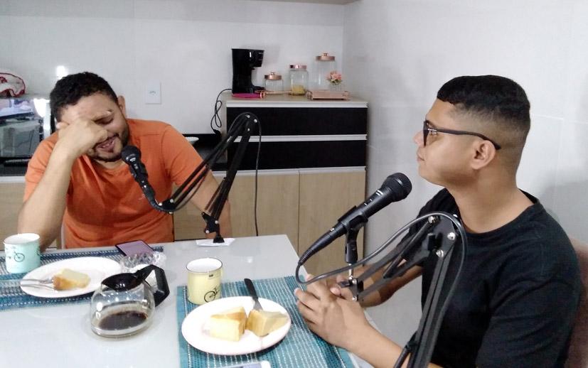 Luan Batera participa de Programa Café com Música da TV Bacia do Jacuípe