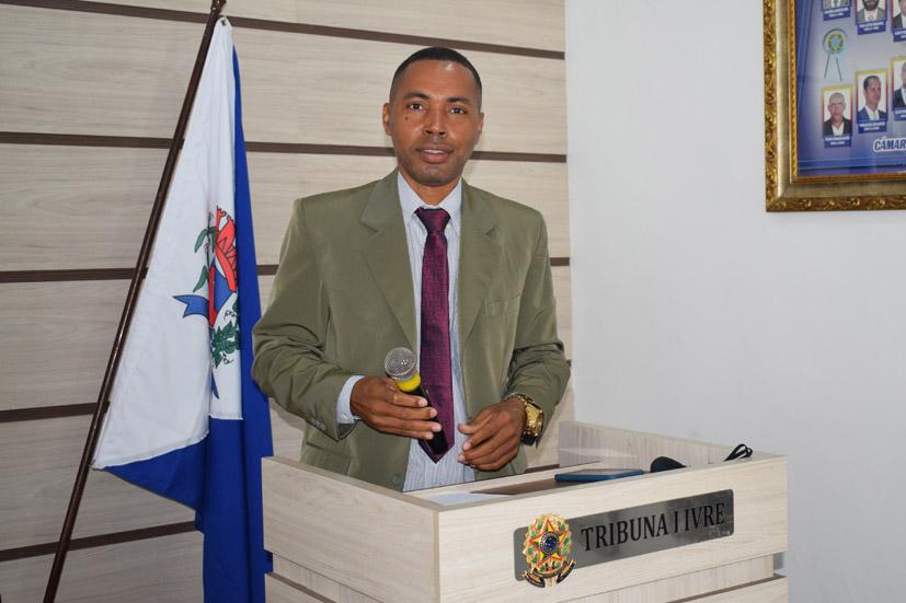 Discurso do Vereador Léo do Mandacaru na sessão da Câmara de Baixa Grande, 01 de outubro de 2021
